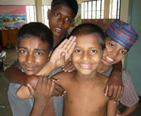 Children in Bangaladesh