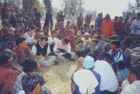 ネパールに長期調査員を派遣