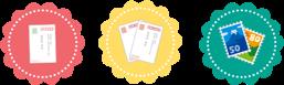 sutenai_hagaki_stamps