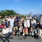 昨年6月に開催した「みんなでいわきVol.6」で訪れた、木田さんの農場