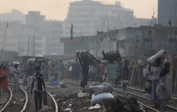 バングラデシュの街と人々