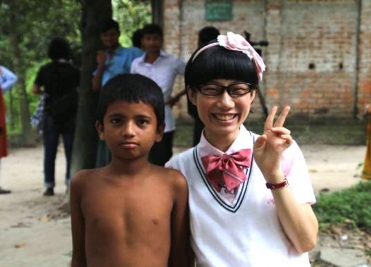 第8回 私の好きなバングラデシュ(ピン芸人/お笑いジャーナリスト たかまつななさん)