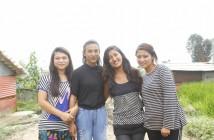ネパールの将来を担う若者たち