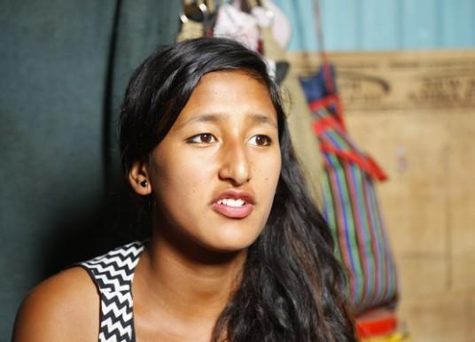 聞いて、話して、進めています復興支援 ~ネパール大地震から2年~(その1)