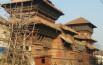 未だネパール大地震の傷跡が残る世界遺産のカトマンズ・ダルバール広場