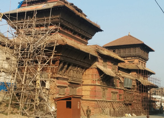 人々の笑顔が増えるように -大地震から2年 ネパールからのメッセージ-