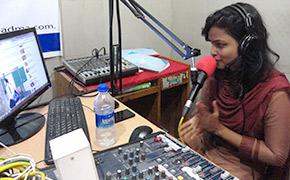 ラジオ放送で児童労働のリアルを伝える啓発活動を開始。