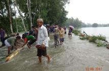 バングラデシュの洪水