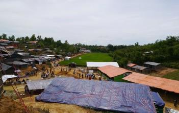 ウキア郡モイナールゴナ難民キャンプ