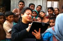 2010年バングラスタツア参加時の中田さん