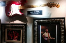 クラプトンのギター!