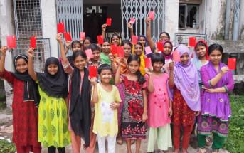 支援センターの少女たち