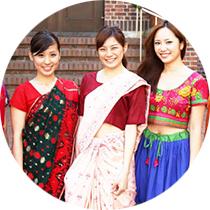 サリーを着て楽しむチャイのお茶会!11月16日(土)開催