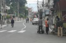 横断歩道の少ないネパール。どんどん引いてほしいです。
