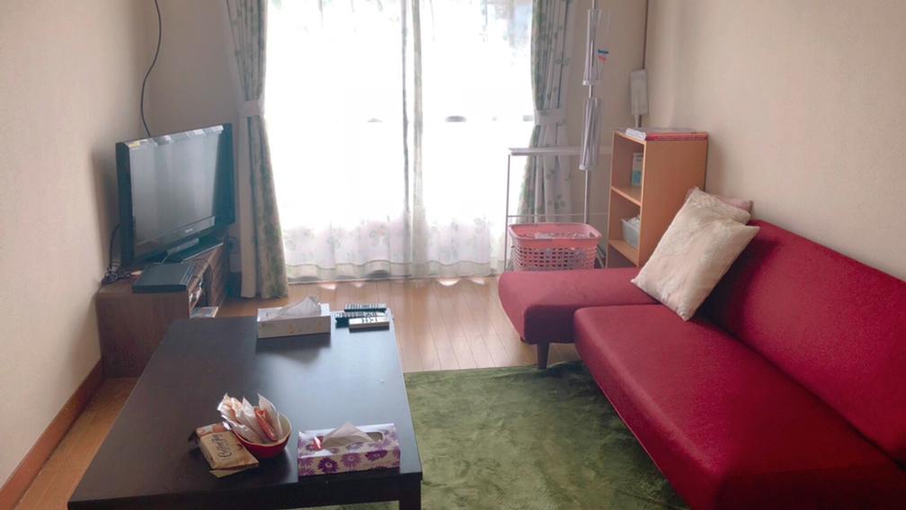 Colaboが運営するシェアハウス(中長期シェルター)の一室の様子