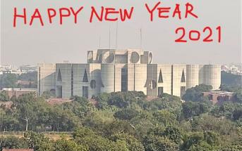 事務所のあるビルの屋上から望む国会議事堂