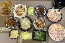 どれも美味しそうなインドネシアのお料理。