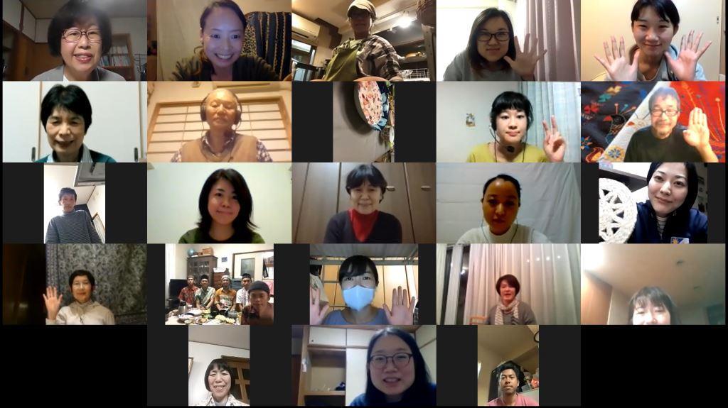 イベント参加者と。ご参加ありがとうござました。